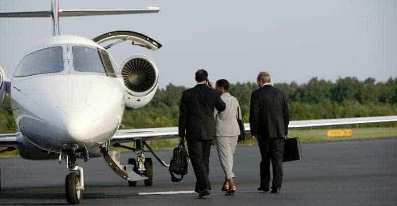 Private Jet - Bry`s Car Service