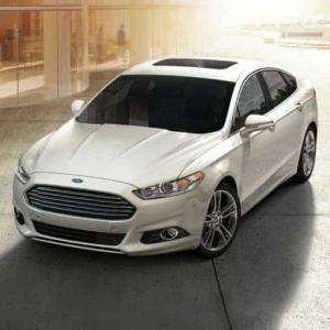 ford fusion driver